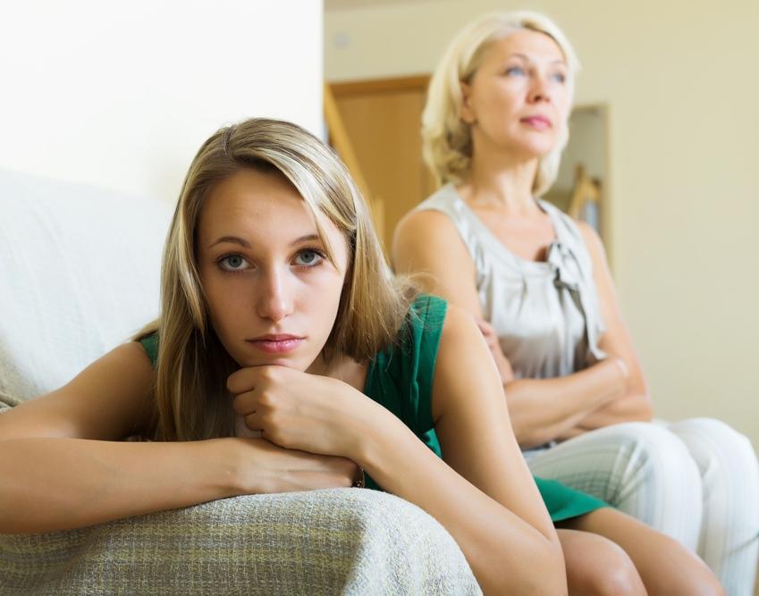 Нелюбимые дочери